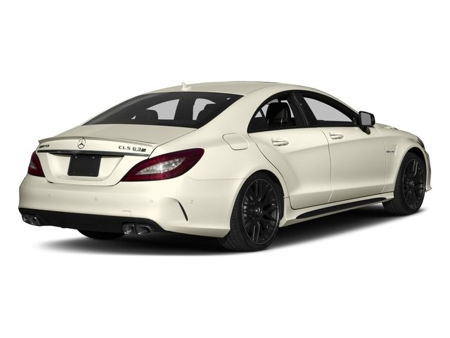 2017 Mercedes-Benz CLS Base Price AMG CLS 63 S 4MATIC Coupe Pricing side rear view