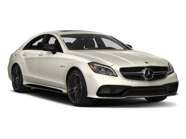 2017 Mercedes-Benz CLS Prices and Values Sedan 4D CLS63 AMG S AWD V8 side front view