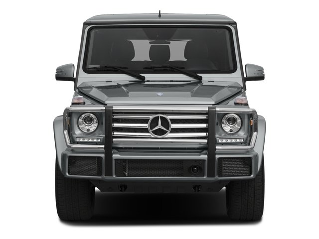 2017 Mercedes-Benz G-Class Base Price G 550 4MATIC SUV Pricing front view