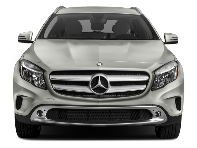 2017 Mercedes-Benz GLA Prices and Values Utility 4D GLA250 AWD I4 Turbo front view