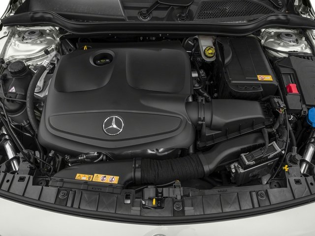 2017 Mercedes-Benz GLA Pictures GLA GLA 250 4MATIC SUV photos engine