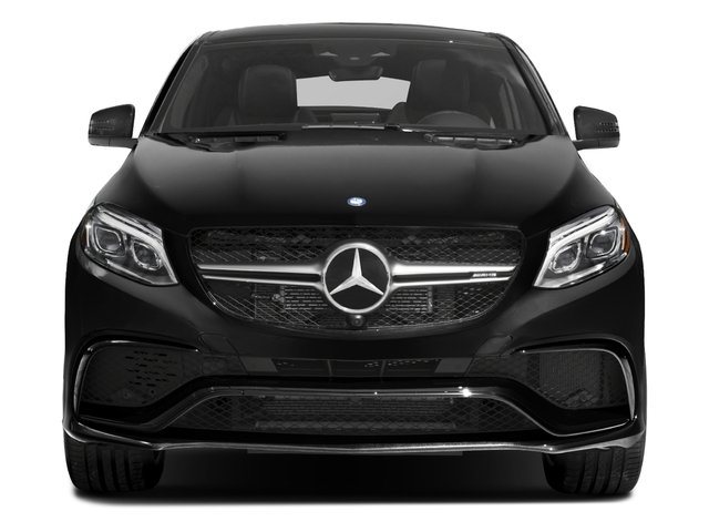2017 Mercedes-Benz GLE Prices and Values Utility 4D GLE63 AMG S Sport Cpe AWD front view