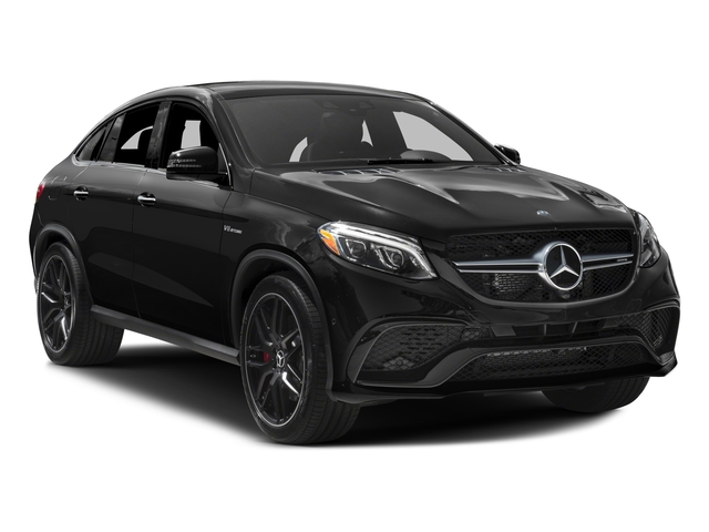2017 Mercedes-Benz GLE Prices and Values Utility 4D GLE63 AMG S Sport Cpe AWD side front view