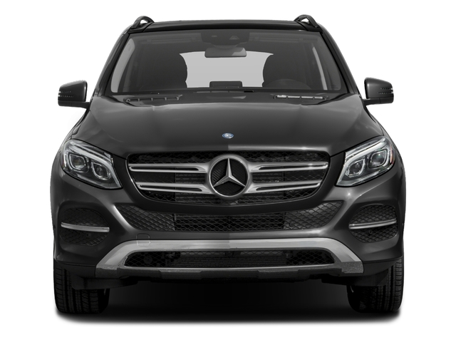 2017 Mercedes-Benz GLE Prices and Values Utility 4D GLE300 AWD I4 Diesel front view