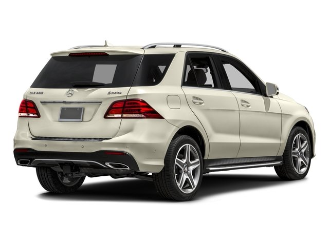 2017 Mercedes-Benz GLE Prices and Values Utility 4D GLE400 AWD V6 side rear view