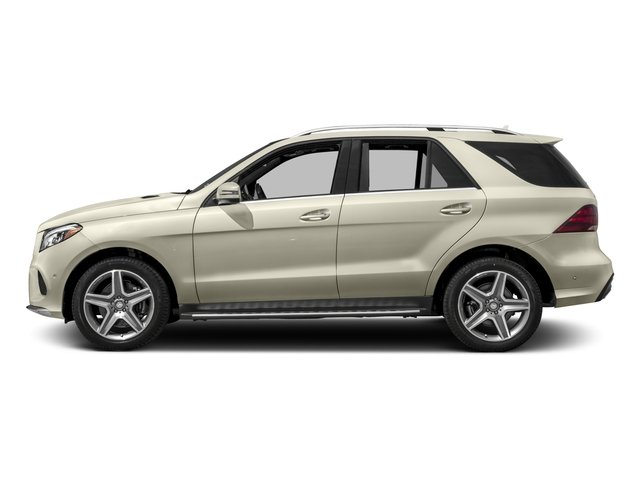 2017 Mercedes-Benz GLE Prices and Values Utility 4D GLE400 AWD V6 side view