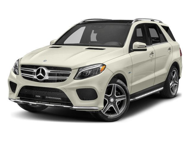 2017 Mercedes-Benz GLE Pictures GLE Utility 4D GLE550 Plug-In AWD V6 photos side front view