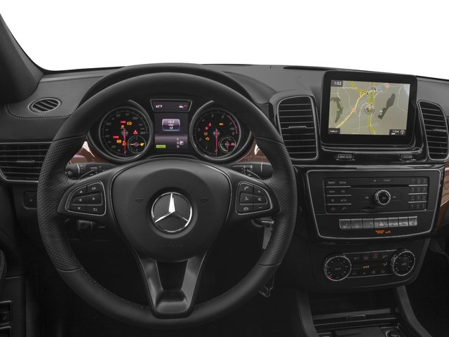 2017 Mercedes-Benz GLE Pictures GLE Utility 4D GLE550 Plug-In AWD V6 photos driver's dashboard