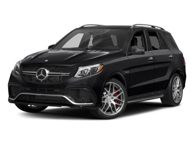 2017 Mercedes-Benz GLE Base Price AMG GLE 63 4MATIC SUV Pricing side front view