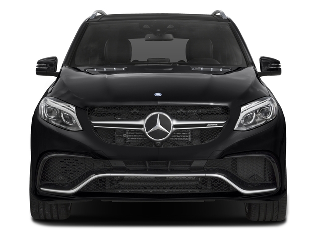 2017 Mercedes-Benz GLE Base Price AMG GLE 63 4MATIC SUV Pricing front view