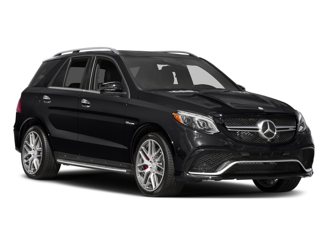 2017 Mercedes-Benz GLE Prices and Values Utility 4D GLE63 AMG S AWD V8 side front view