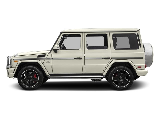 2017 Mercedes-Benz G-Class Base Price AMG G 63 4MATIC SUV Pricing side view