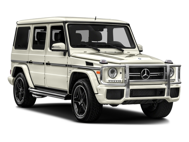 2017 Mercedes-Benz G-Class Prices and Values 4 Door Utility 4Matic side front view