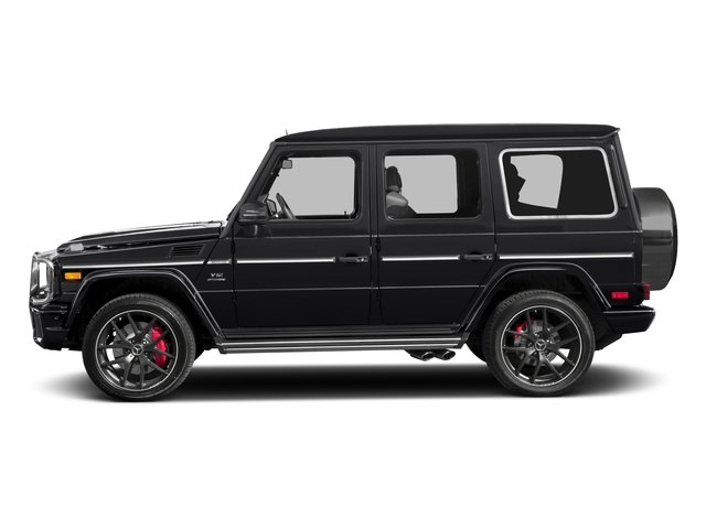 2017 Mercedes-Benz G-Class Base Price AMG G 65 4MATIC SUV Pricing side view