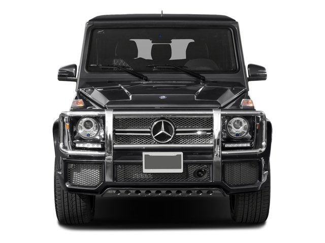 2017 Mercedes-Benz G-Class Base Price AMG G 65 4MATIC SUV Pricing front view