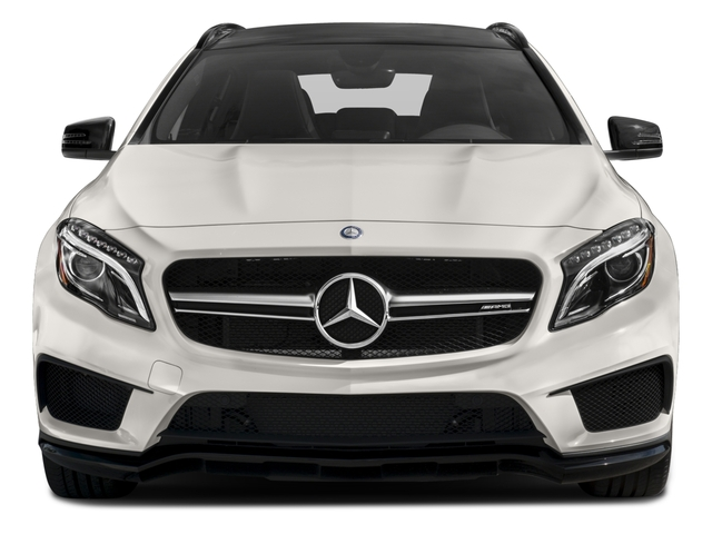 2017 Mercedes-Benz GLA Pictures GLA AMG GLA 45 4MATIC SUV photos front view