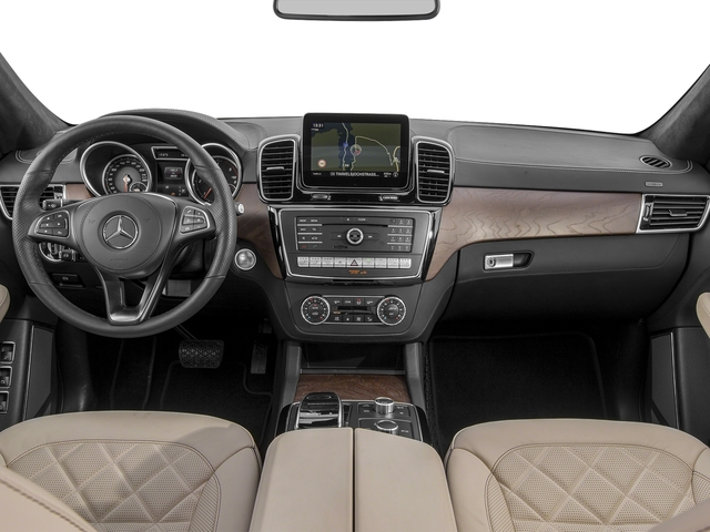 2017 Mercedes-Benz GLS Prices and Values Utility 4D GLS350 AWD V6 T-Diesel full dashboard