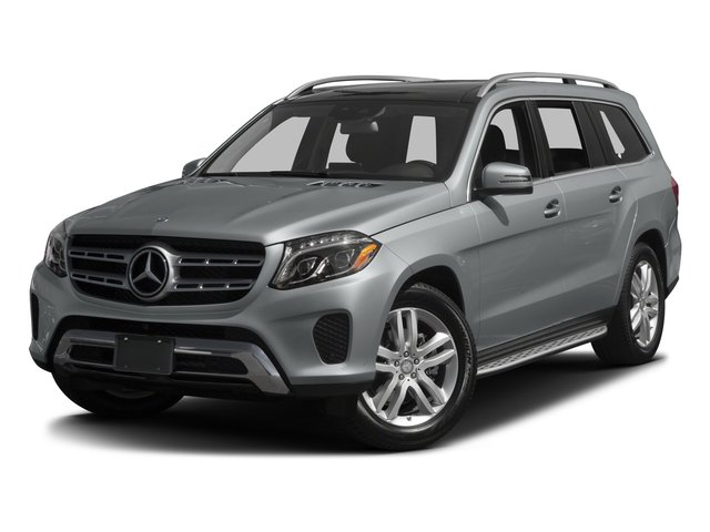 2017 Mercedes-Benz GLS Base Price GLS 450 4MATIC SUV Pricing side front view