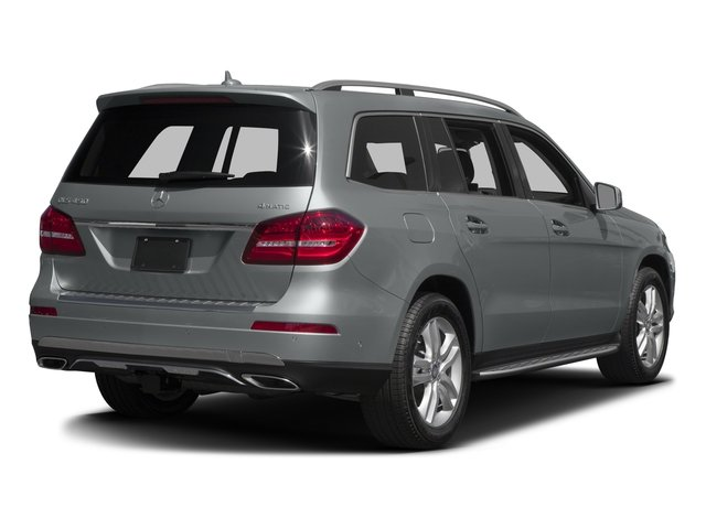 2017 Mercedes-Benz GLS Base Price GLS 450 4MATIC SUV Pricing side rear view