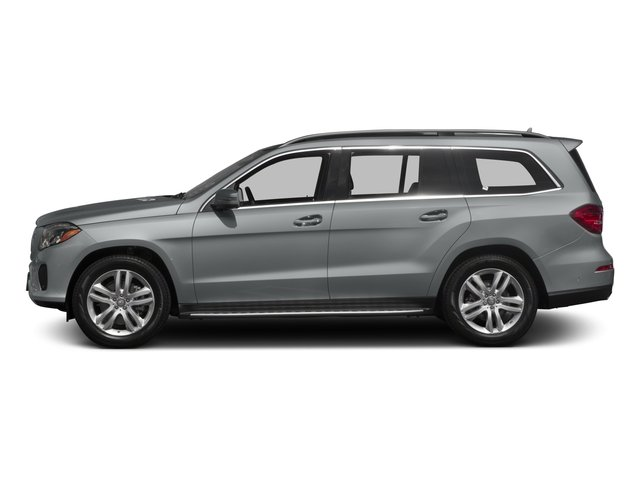 2017 Mercedes-Benz GLS Base Price GLS 450 4MATIC SUV Pricing side view