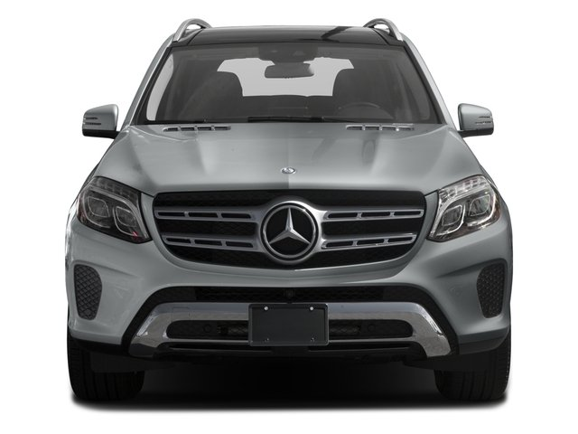 2017 Mercedes-Benz GLS Base Price GLS 450 4MATIC SUV Pricing front view