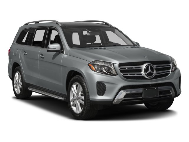 2017 Mercedes-Benz GLS Pictures GLS Utility 4D GLS450 AWD V6 Turbo photos side front view
