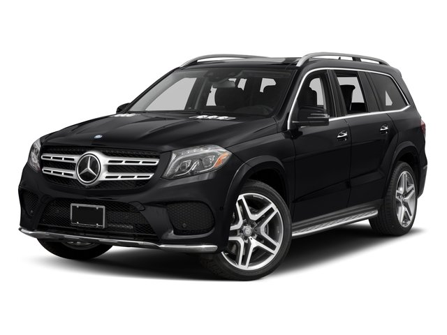 2017 Mercedes-Benz GLS Base Price GLS 550 4MATIC SUV Pricing side front view