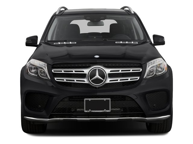 2017 Mercedes-Benz GLS Base Price GLS 550 4MATIC SUV Pricing front view