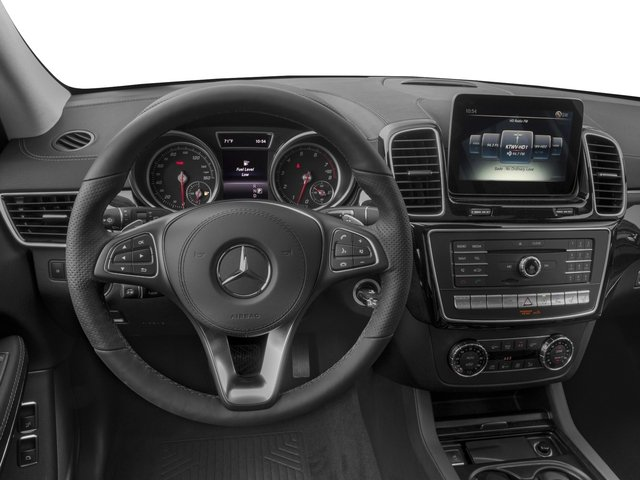 2017 Mercedes-Benz GLS Base Price GLS 550 4MATIC SUV Pricing driver's dashboard