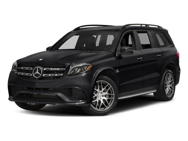 2017 Mercedes-Benz GLS Base Price AMG GLS 63 4MATIC SUV Pricing side front view