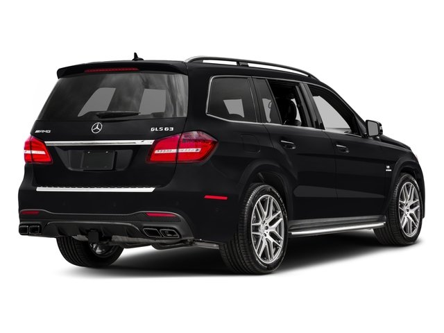 2017 Mercedes-Benz GLS Pictures GLS Utility 4D GLS63 AMG AWD V8 Turbo photos side rear view