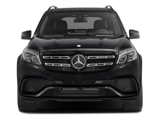 2017 Mercedes-Benz GLS Pictures GLS Utility 4D GLS63 AMG AWD V8 Turbo photos front view