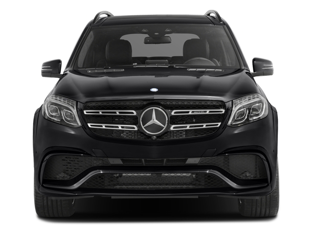 2017 Mercedes-Benz GLS Prices and Values Utility 4D GLS63 AMG AWD V8 Turbo front view
