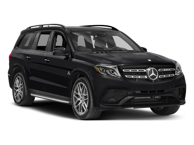 2017 Mercedes-Benz GLS Pictures GLS Utility 4D GLS63 AMG AWD V8 Turbo photos side front view