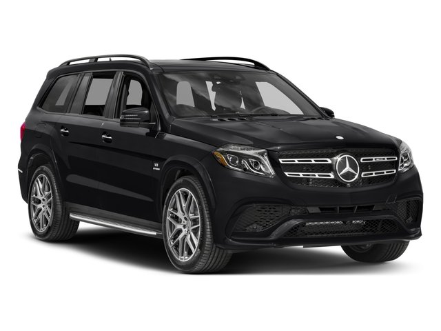 2017 Mercedes-Benz GLS Prices and Values Utility 4D GLS63 AMG AWD V8 Turbo side front view