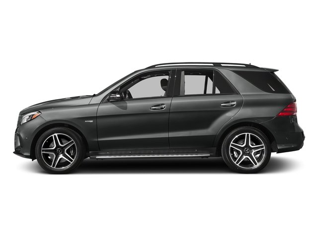2017 Mercedes-Benz GLE Prices and Values Utility 4D GLE43 AMG AWD V6 side view