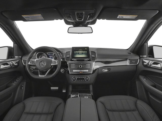 2017 Mercedes-Benz GLE Prices and Values Utility 4D GLE43 AMG AWD V6 full dashboard