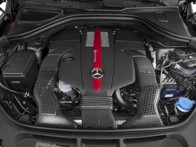 2017 Mercedes-Benz GLE Prices and Values Utility 4D GLE43 AMG AWD V6 engine
