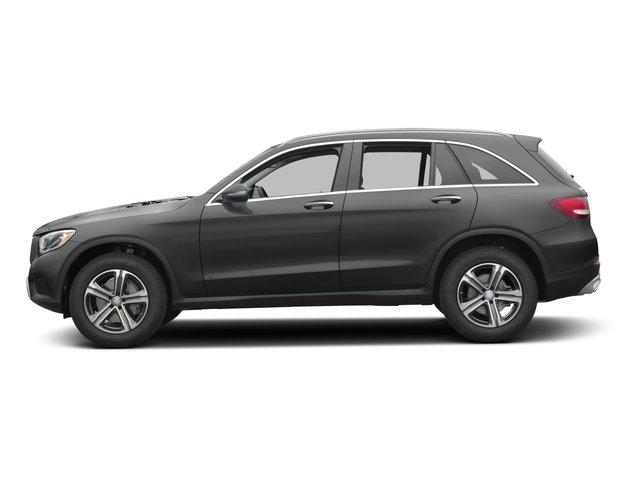 2017 Mercedes-Benz GLC Base Price GLC 300 SUV Pricing side view