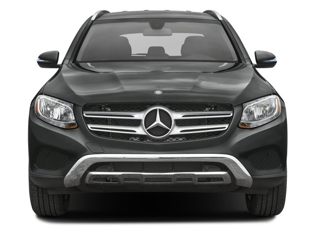2017 Mercedes-Benz GLC Base Price GLC 300 SUV Pricing front view