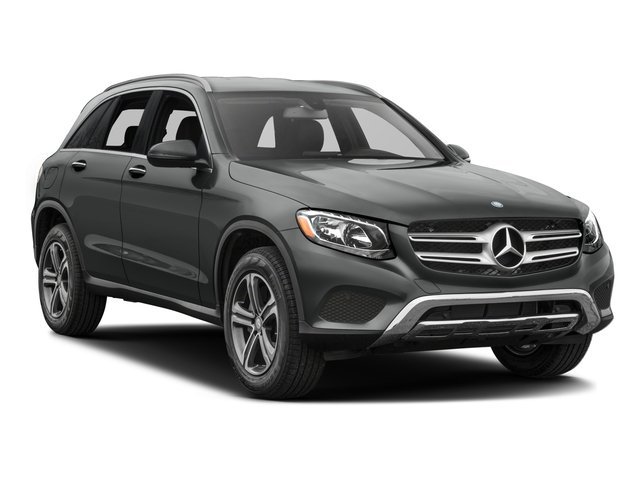 2017 Mercedes-Benz GLC Prices and Values Utility 4D GLC300 AWD I4 Turbo side front view
