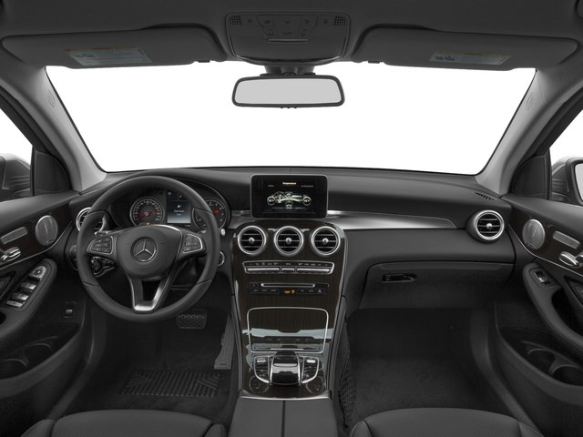 2017 Mercedes-Benz GLC Prices and Values Utility 4D GLC300 2WD I4 Turbo full dashboard