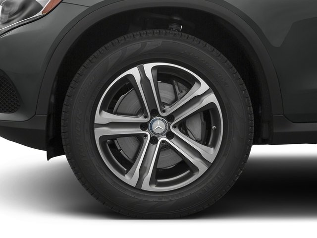 2017 Mercedes-Benz GLC Prices and Values Utility 4D GLC300 2WD I4 Turbo wheel