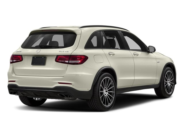 2017 Mercedes-Benz GLC Prices and Values Utility 4D GLC43 AMG AWD V6 Turbo side rear view