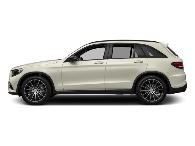 2017 Mercedes-Benz GLC Prices and Values Utility 4D GLC43 AMG AWD V6 Turbo side view