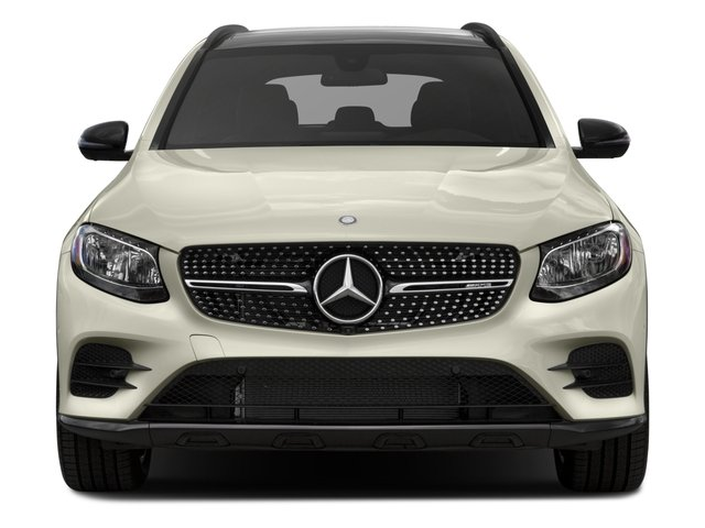 2017 Mercedes-Benz GLC Prices and Values Utility 4D GLC43 AMG AWD V6 Turbo front view
