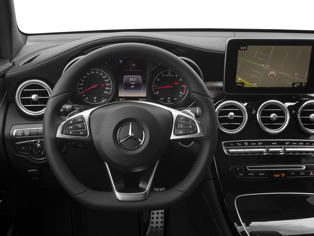 2017 Mercedes-Benz GLC Prices and Values Utility 4D GLC43 AMG AWD V6 Turbo driver's dashboard