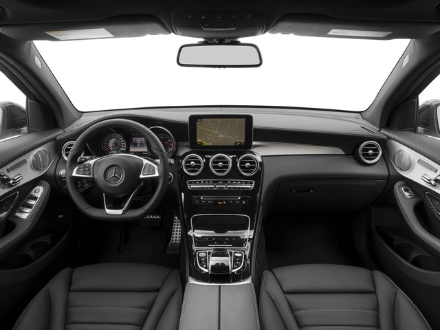 2017 Mercedes-Benz GLC Prices and Values Utility 4D GLC43 AMG AWD V6 Turbo full dashboard