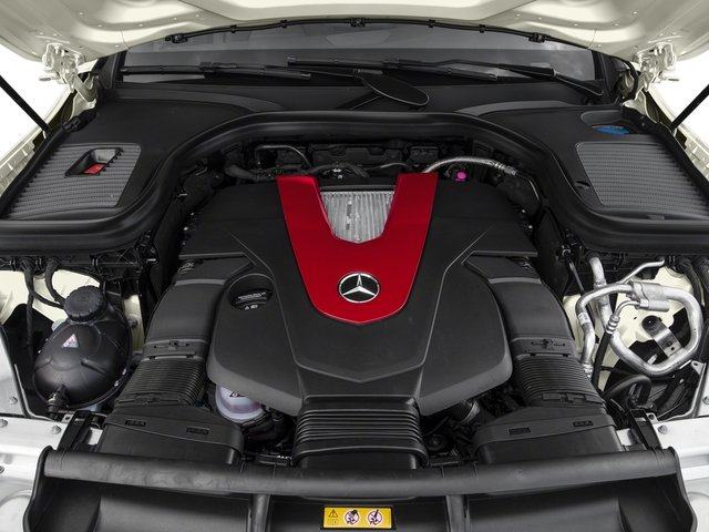 2017 Mercedes-Benz GLC Prices and Values Utility 4D GLC43 AMG AWD V6 Turbo engine