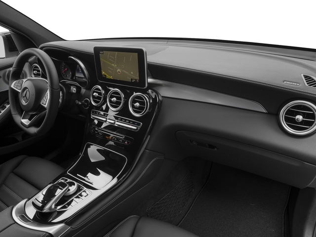 2017 Mercedes-Benz GLC Prices and Values Utility 4D GLC43 AMG AWD V6 Turbo passenger's dashboard